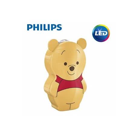 【飛利浦 PHILIPS】迪士尼魔法燈- LED手電筒-小熊維尼 (71767)