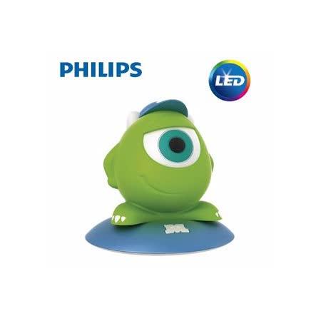 【飛利浦 PHILIPS】迪士尼魔法燈-LED可攜式床邊燈-大眼仔 (71705)