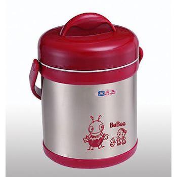 三光牌 源味真空保溫燜燒鍋/ 便當盒1.5L