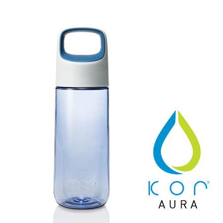【美國KORwater】KOR Aura輕巧水瓶-冰晶藍/500ml
