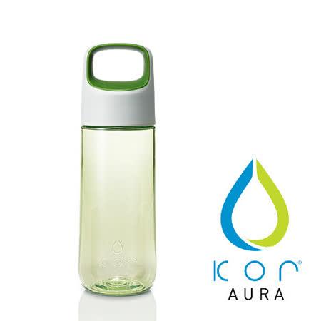 【美國KORwater】KOR Aura輕巧水瓶-樂活綠/500ml