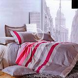 優妮雅【自由時代】加大純棉七件式床罩組