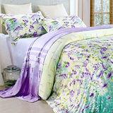 【Betrise奇幻之夢】雙人100%奧地利天絲TENCEL八件式兩用被床罩組