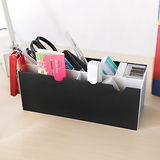 【文具好整理】小斑馬文具收納整理盒(2入不挑色)