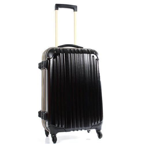 【Commodore 戰車】9809系列24吋TSA霧面防刮登機箱旅行箱(黑色)