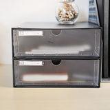 【效率辦公】海盜王A4文件收納盒(單層2入組)