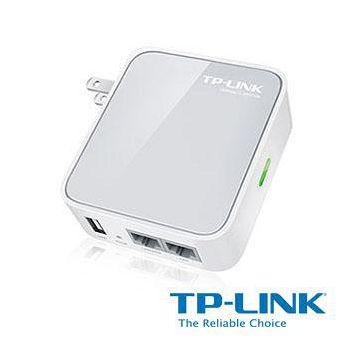 TP-LINK 150Mbps 無線 N 迷你口袋型路由器 TL-WR710N