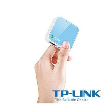TP-LINK 150Mbps 無線N迷你路由器 TL-WR702N