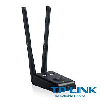 TP-LINK 300Mbps高功率高收訊 USB 無線網路卡 TL-WN8200ND