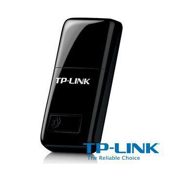 TP-LINK 300Mbps 高速迷你型USB無線網卡 TL-WN823N