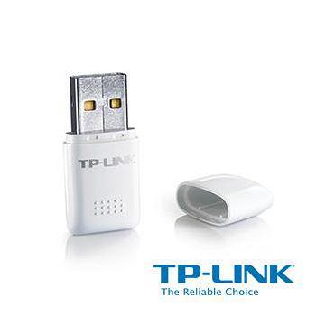 TP-LINK 150Mbps 迷你無線 N USB 網路卡 TL-WN723N