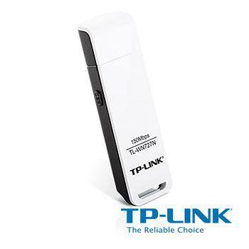 TP-LINK 150Mbps 無線 N USB 網路卡 TL-WN727N