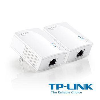 TP-LINK AV200 微型電力線網路橋接器 雙包組(Kit) TL-PA2010KIT