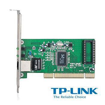 TP-LINK Gigabit PCI 網路卡 TG-3269