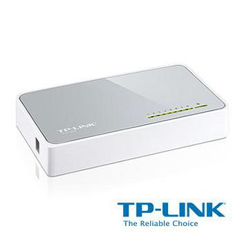 TP-LINK 8 埠 10/100Mbps 桌上型交換器 TL-SF1008D