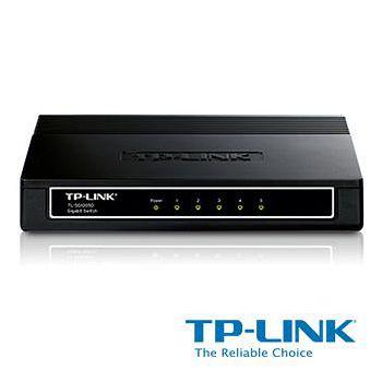 TP-LINK 5 埠 Gigabit 桌上型交換器 TL-SG1005D