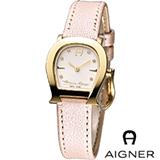 AIGNER 愛格那 Varese淑女名媛 時尚腕錶 AGA45203