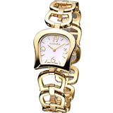 AIGNER 愛格納 高貴美人時尚手鍊腕錶 AGA46606