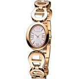 AIGNER Orvieto 馬蹄手鍊愛戀時尚腕錶 AGA57202