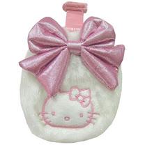 【波克貓哈日網】保暖耳套◇Hello kitty 凱蒂貓◇《可依頭形調整》