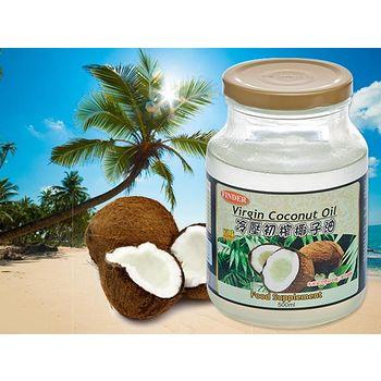 楓緣冷壓初榨椰子油500ml