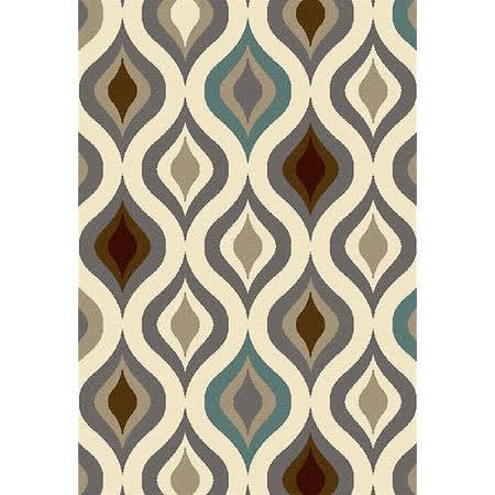 【范登伯格】菈娜藝術普普風原裝進口超大尺寸地毯-240x340cm