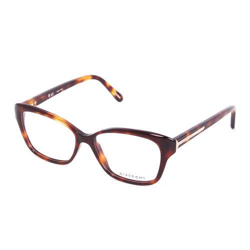GIVENCHY 法國魅力紀梵希都會玩酷系列平光眼鏡^(琥珀^) GIVGV8590748