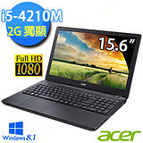 Acer E5-572G-50DY 15.6吋 i5-4210M雙核心 2G獨顯 筆電