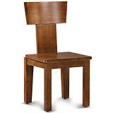 日式量販 簡約歐風實木餐椅