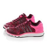 Adidas女款輕量多功能運動鞋M29621-桃粉