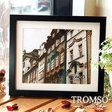 TROMSO-風格主義實木8X10相框/黑色