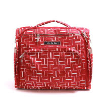 【美國JuJuBe媽媽包】BFF後背/側背包-Syrah Syrah 紅色莊園