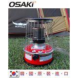 OSAKI煤油爐暖器(TS-75)-魅力紅