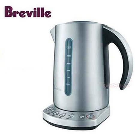 『Breville』☆鉑富 經典 1.8L 智慧型控溫電茶壺 BKE820XL