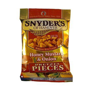 美國Snyder's Hanover蝴蝶餅-蜂蜜芥末250g