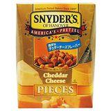 美國《Snyder's Hanover》蝴蝶餅-起司250g