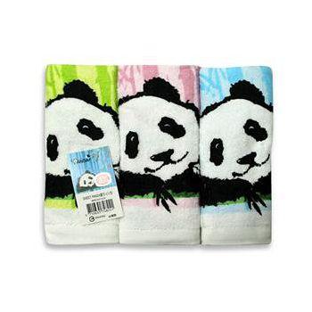 貓熊 SWEET PANDA 兒童童巾 3入一組