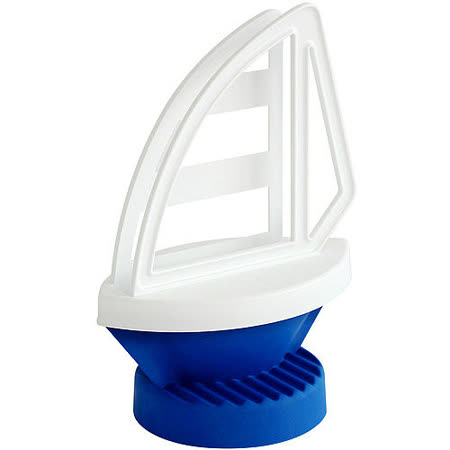 《Sceltevie》帆船咖啡濾杯(藍)