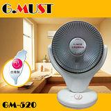G.MUST通用科技10吋鹵素電暖器(鐳達型)GM-520