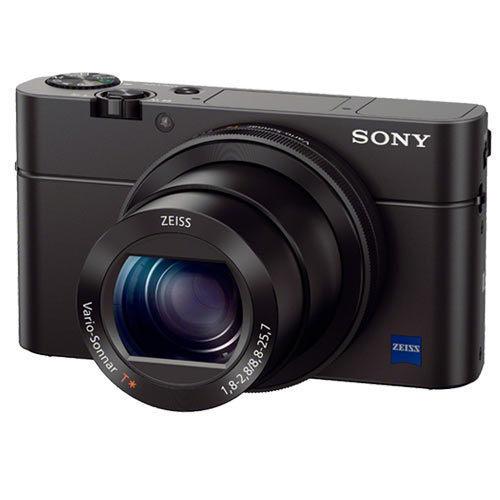 SONY DSC-RX100M3 RX100 III  類單眼數位相機(公司貨)-4/30止送64G 高速卡+原廠電池+座充+復古皮套+迷你腳架+清潔組+保護貼+讀卡機