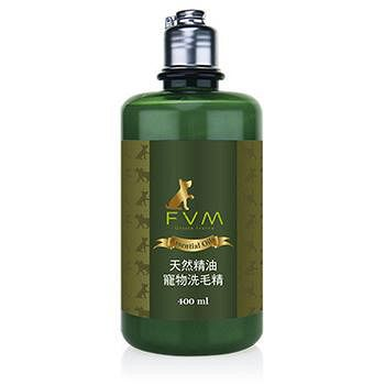 法菲曼 天然精油寵物洗毛精 內容量:400ml