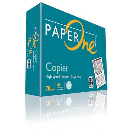 【PAPER ONE】70P A4 多功能紙/影印紙 (5包/箱)