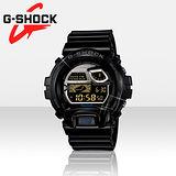 CASIO G-SHOCK藍牙智慧手錶-黑(6900AB-1DR)