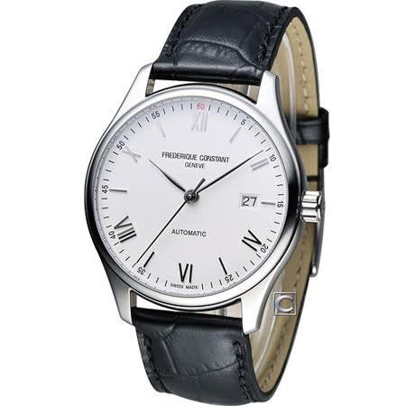 康斯登 CONSTANT 百年經典系列機械典藏腕錶 FC-303SN5B6