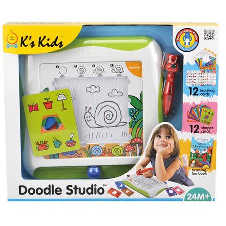 【K's Kids 奇智奇思】Doodle Studio 魔法畫家學習組