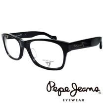 Pepe Jeans 英倫時尚簡約風格造型光學鏡框 (黑) PJ734101-001