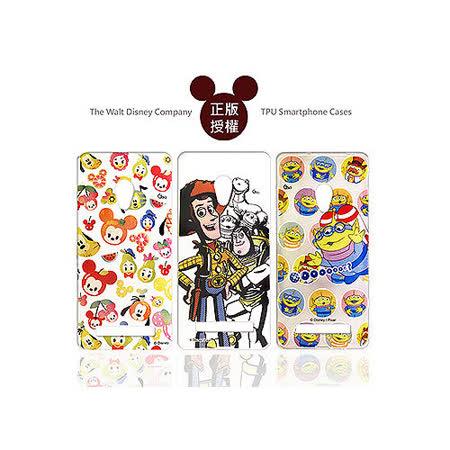 迪士尼授權正版 Disney ASUS ZenFone 5 / A500CG 透明彩繪軟式保護殼 手機殼(玩具總動員/米奇款)