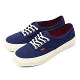 女 VANS 休閒時尚鞋--Authentic Slim 藍 42012106