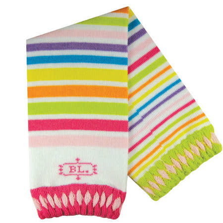 美國 BabyLegs 嬰幼兒襪套 (彩虹條紋)