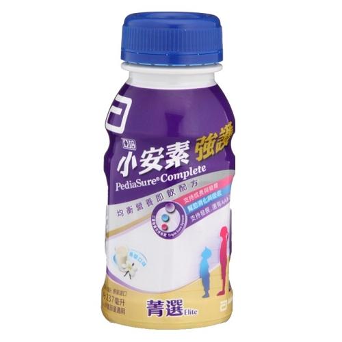 亞培小安素強護菁選配方237ml^~6